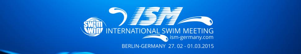 International Swim Meet i Berlin